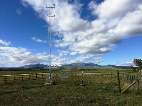 Mesonet Weather Station